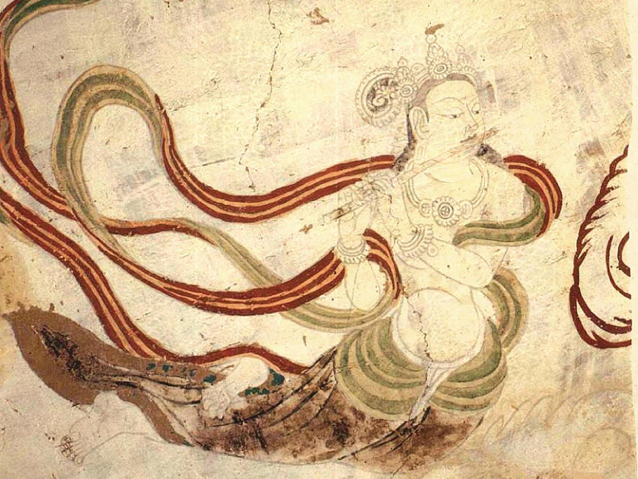 壁画 动物 蛇 1280_960